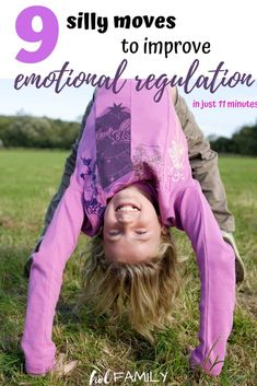Emotional outbursts are common in all children but did you know you can help reduce their frequency in only 11 minutes per day? Emotional Regulation, Self Regulation, Emotional Development, Child Development, Language Development, Yoga For Kids, Exercise For Kids, Sensory Therapy, Sensory Diet