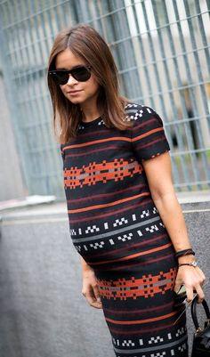 20-miroslava-duma-pregnancy-chic-fashion-week-spring-2015-habituallychic