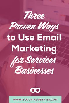 As a solo business owner, you need to make every minute count so finding and booking clients is always at the top of the to-do list. Pin this post to learn 3 proven ways to use email marketing for services businesses including using your opt-in to generate leads, creating a nurture funnel and how-to launch to your email list! *Pin now and save for later*