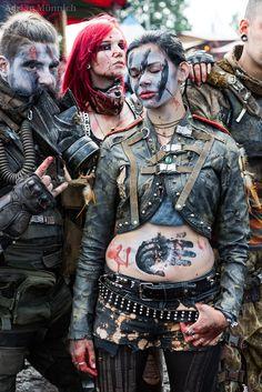 Wasteland Warriors @ Holy Wacken Ground