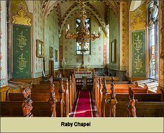 Richard of York and Cecily Neville married in this chapel Raby Castle Houses In Ireland, Barnard Castle, Small Castles, History Of England, William The Conqueror, English Castles, Castle House, Church Building, Medieval Castle