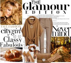 """City Girl"" by lisamichele-cdxci ❤ liked on Polyvore"