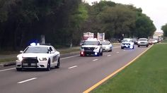 End of procession-Officer Robert German, EOW 3/22/14