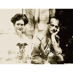 Grand Duke Michael and Countess Natalia S. Brasov were a happy couple.