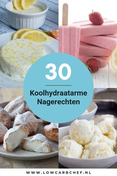 Low Carb Desserts, Low Carb Recipes, Healthy Recepies, Good Food, Yummy Food, Go For It, Special Recipes, Different Recipes, Low Carb Keto