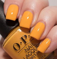 Gel 038 Lacquer Gel 038 Lacquer A sunny yellow perfect for fall Gel 038 Lacquer Buy 140 combos FREE gift by dollar amount Gel 038 Lacquer A sunny yellow perfect for fall Gel 038 Lacquer Orange Nail Polish, Nail Polish Colors, Gel Nail Polish, Yellow Nails Design, Yellow Nail Art, Opi Nails, Nail Manicure, Cute Nails, Pretty Nails