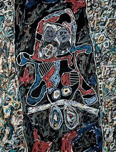Jean Dubuffet Art Brut | Jean Dubuffet