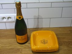 Veuve Clicquot // Veuve Clicquot Champagne by VintageRetroOddities