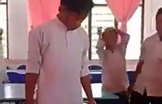 Video Siswa Di-Bully Korban Terkapar Dihantam Kursi Mendadak Viral di Sosmed