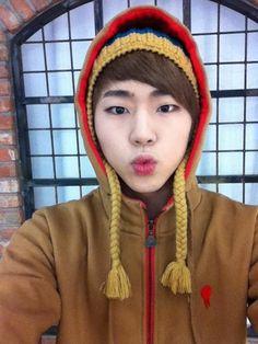 Woo Ji Ho (Block B)