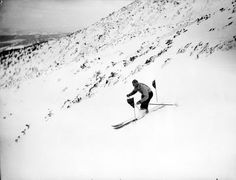 Tatra Mountains, International Ski Competitions, 1935