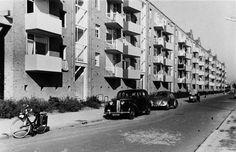 Wijk Hoograven | 1961 | Wickenburglaan