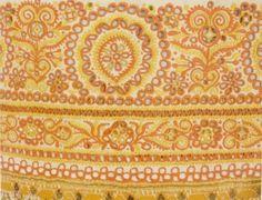 Slovak Folk Embroidery