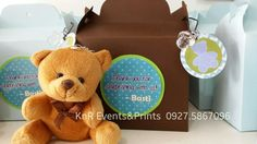 Teddy in a box Giveaways, Teddy Bear, Toys, Birthday, Prints, Animals, Activity Toys, Birthdays, Animales