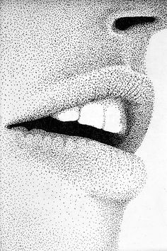 Pontilhismo/Stippling Round by Felipe Alves Dotted Drawings, Ink Pen Drawings, Ink Illustrations, Illustration Art, Stippling Drawing, Illusion Art, Pen Art, Art Portfolio, Art Techniques
