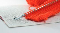 Crochet Basics: Common Questions & Answers — LifeHacks Crochet Chart, Crochet Basics, Crochet Stitches, Crochet Patterns, Half Double Crochet, Single Crochet, Question And Answer, This Or That Questions, Yarn Storage
