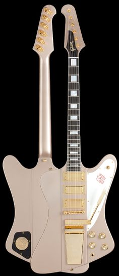 GIBSON Firebird 20th Anniversary Golden Mist | World Guitars