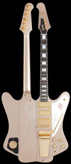 GIBSON Firebird 20th Anniversary Golden Mist   World Guitars