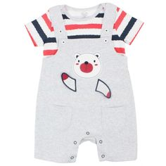 ee89ee416 $8 2 Pcs Coordinate Romper Babies Clothes, Toddler Outfits, Kids Outfits,  Kids Clothing
