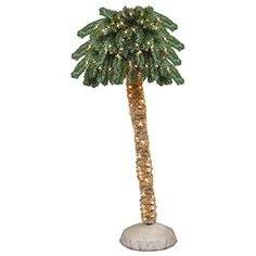 Green Tropical Artificial 6 150 Clear Lights of Christmas Palm Tree -- Check this awesome product by going to the link at the image. Christmas Palm Tree, Christmas Lights, Seasonal Decor, Palm Trees, Tropical, Seasons, Awesome, Green, Tree Stands