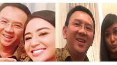 Instagram Dewi Perssik - Ahok Gelar Makan Malam Dengan Para Selebritis Cantik…