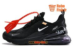 Chaussure de Running The 10 Off-White Nike Air Max 270 Prix Homme/Femme/Enfant Noir/Blanc Nike Air Max White, Nike Air Max Tn, Nike Air Vapormax, Adidas Shoes Nmd, Adidas Boots, Nike Shoes, Nike Dunks, Nouvelle Nike Air Max, Hypebeast