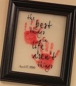 The best things in life (8x10)