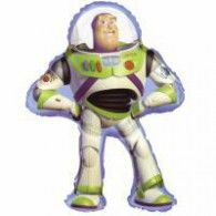 Our Giant Buzz Lightyear Balloon takes your little one's party beyond infinity! Giant Buzz Lightyear Balloon is nearly tall and is a great Toy Story party centerpiece. Jumbo Balloons, Mylar Balloons, Toy Story 3, Toy Story Party, Party Express, Toy Story Buzz Lightyear, Toy Story Birthday, 2nd Birthday, Birthday Ideas