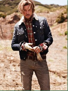 Gabriel Aubry | CoverMen Blog