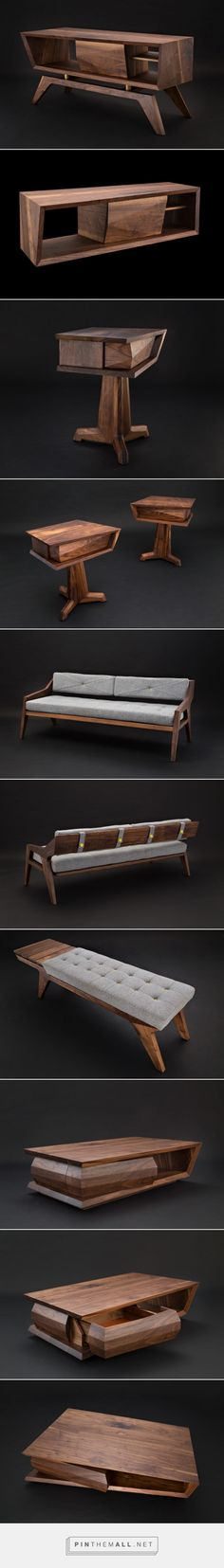 Arkwright Collection by Jory Brigham - Design Milk - created via http://pinthemall.net
