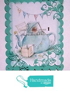 New home card from SUSAN ANNE - Handcrafted Cards and Gifts https://www.amazon.co.uk/dp/B01N7P5YHN/ref=hnd_sw_r_pi_dp_ew9Dyb2K6DZ9K #handmadeatamazon