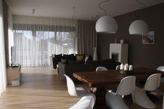 navrh interieru, obyvacka, interierovy dizajn, rodinny dom Kosice/okolie