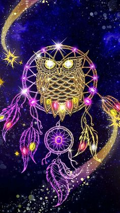 Dream catcher wallpaper by georgekev - 63 - Free on ZEDGE™ Dream Catcher Wallpaper Iphone, Owl Wallpaper, Disney Phone Wallpaper, Butterfly Wallpaper, Cute Wallpaper Backgrounds, Pretty Wallpapers, Cellphone Wallpaper, Galaxy Wallpaper, Beautiful Dream Catchers