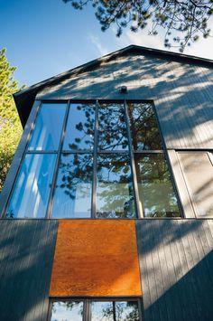 Home Tour - Dům na skále pro dva milovníky přírody #home #tour #bydleni #homebydleni #design #architecture