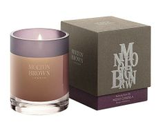 Molton Brown candles smell amazing!