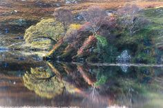 Connemara colours - Early morning calm in Connemara Connemara, Early Morning, Ireland, Landscapes, Calm, Colours, Explore, Mountains, Nature