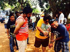 Director vishal Mahadkar burns his hand during shooting of 3AM the film