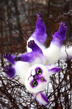 Cute Fantasy Creatures, Cute Creatures, Magical Creatures, Rare Animals, Felt Animals, Cute Baby Animals, Animal Drawings, Cute Drawings, Fantasy Beasts