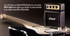 Marshall Amps :: Microamps