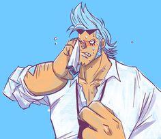 One Piece, Franky