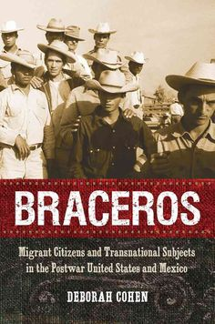 At the beginning of World War II, the United States and Mexico launched the bracero program, a series of labor agreements that brought Mexican men to work temporarily in U.S. agricultural fields. In B