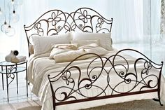 Various kinds of beaten metal beds are ideal alternative to the standard wooden…