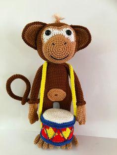 Drumkey le singe au tambour
