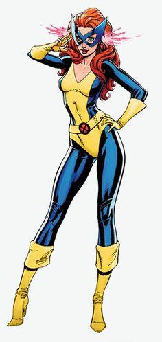 Marvel Girl by J Scott Campbell – X-Men - Marvel Comics Marvel Dc, Marvel Women, Marvel Girls, Comics Girls, Captain Marvel, Character Drawing, Comic Character, Marvel Universe, Phoenix Marvel