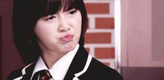 fighting boys over flowers gif - Buscar con Google
