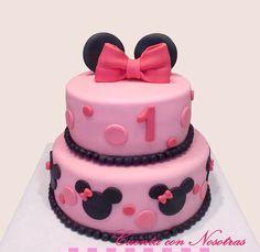 Torta Minnie Minnie Cake