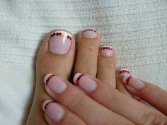 French Nail Art01