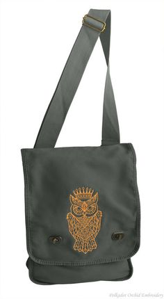 Regal Owl Messenger