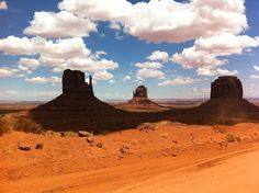 Monument Valley Navajo Tribal Park, Indn Route 42