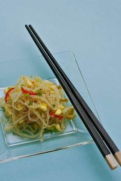 Beyond Kimchee: Bean sprout salad, simple & easy